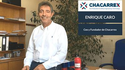 Enrique Caro Chacarrex Madrid