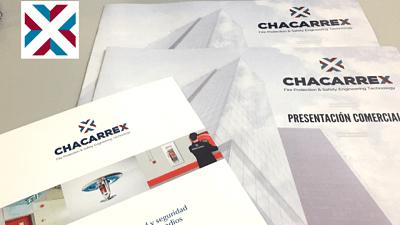 Imagen Corporativa Chacarrex Madrid