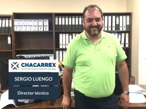 Sergio Luengo Director Técnico de Chacarrex