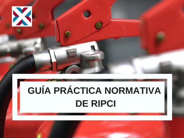 Nueva Normativa RIPCI