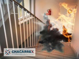 Protección contra incendios hogar