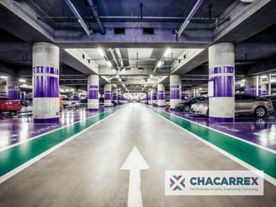 Sistemas de ventilación garajes