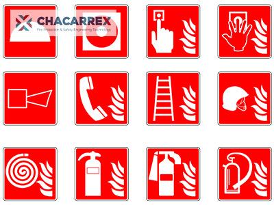 existen diferentes tipos de señalizaciones de emergencia, y sus clasificaciones son variadas