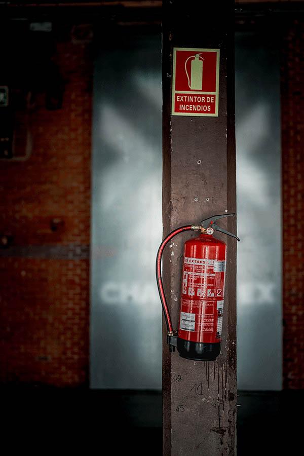 Reglamento de Prevención de Incendios de la Comunidad de Madrid