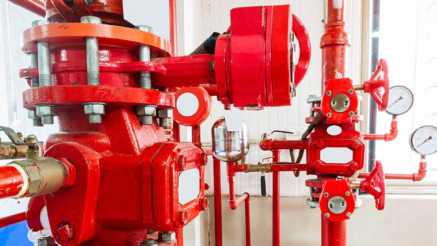 UNE 23500 - Abastecimiento de agua contra Incendios