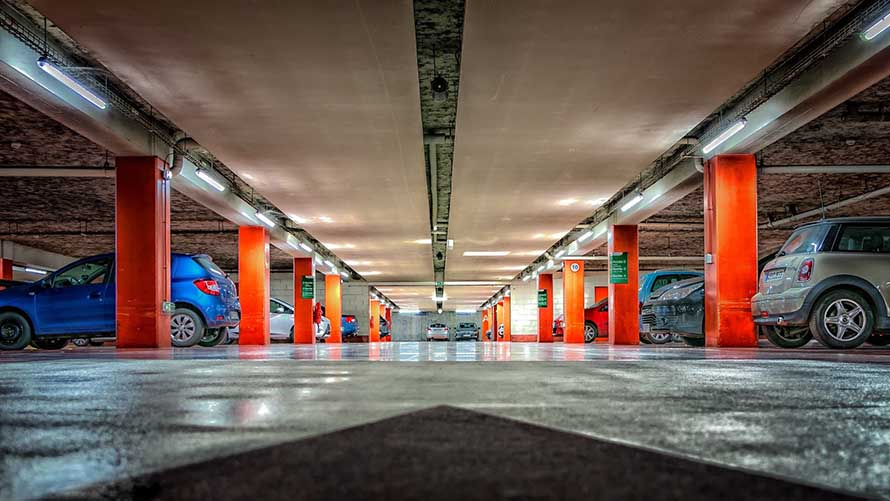 UNE 100166 ventilacion garaje