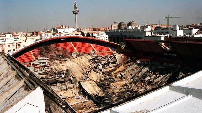 Palacio de los Deportes de Madrid