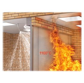 Compartimentación contra Incendios