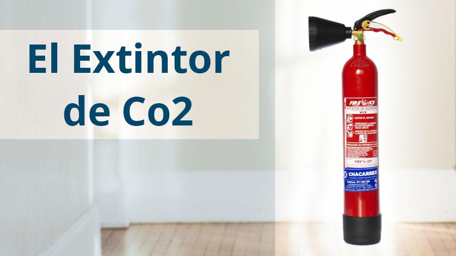 Extintor Co2 Chacarrex