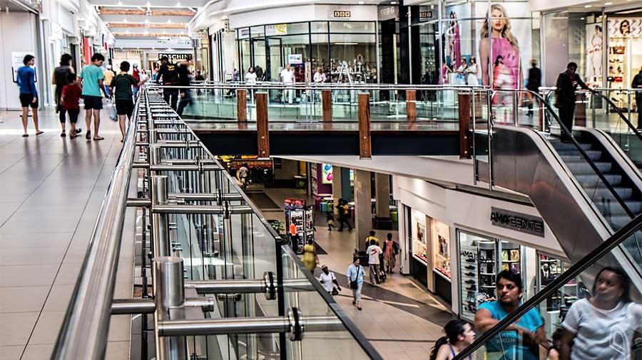 Plan Integral de Seguridad en un Centro Comercial